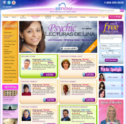 Ask Now Psychics